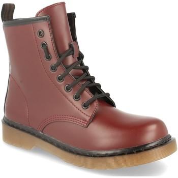 Sapatos Mulher Botas baixas Forever Folie BH316 Burdeos