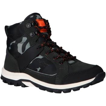 Sapatos Criança Sapatos de caminhada Pepe jeans PBS50078 ARCADE Negro