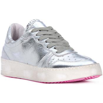 Sapatos Homem Sapatilhas At Go GO MOON ARGENTO Grigio