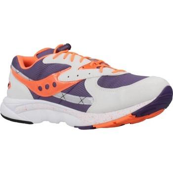 Sapatos Homem Sapatilhas Saucony LIFESTYLE Violeta