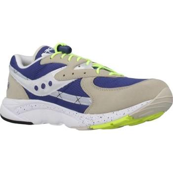 Sapatos Homem Sapatilhas Saucony LIFESTYLE Azul