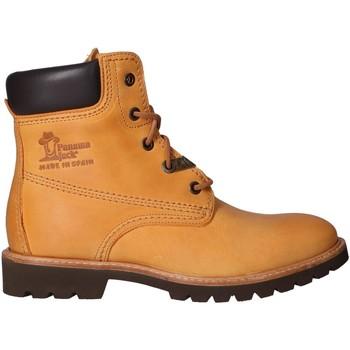 Sapatos Mulher Botas baixas Panama Jack GINETTE B1 Beige
