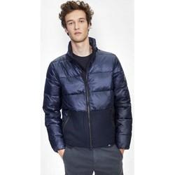 Textil Homem Quispos Ecoalf 163 MidnightNavy azul