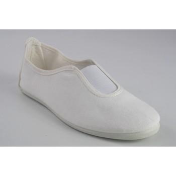 Sapatos Homem Sapatilhas Bienve 100 Blanco