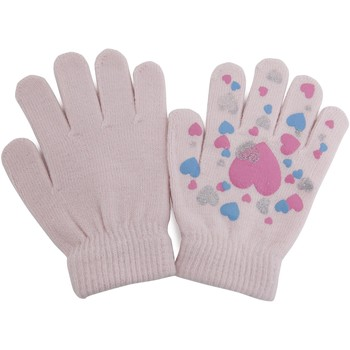 Acessórios Rapariga Luvas Universal Textiles  Baby Pink