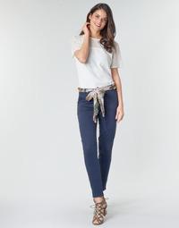 Textil Mulher Calças Betty London MIRABINE Marinho
