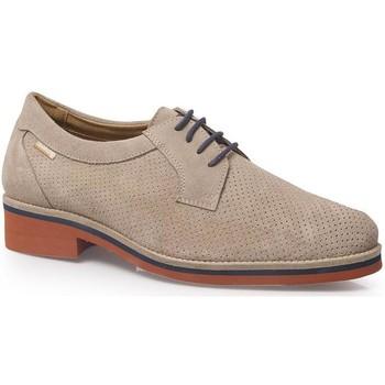 Sapatos Homem Sapatos Calzamedi SAPATOS  COM CABO CONFORTÁVEL H BEIGE