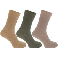 Acessórios Homem Meias Universal Textiles  Bege/Verde