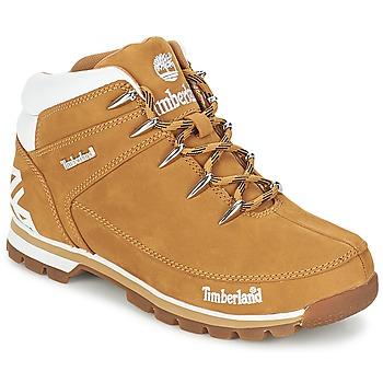Sapatos Homem Botas baixas Timberland EURO SPRINT HIKER Trigo / Nubuck