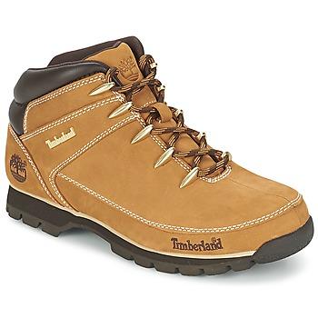 Sapatos Homem Botas baixas Timberland EURO SPRINT HIKER Trigo