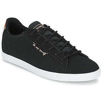 Sapatos Mulher Sapatilhas Le Coq Sportif AGATE LO Preto