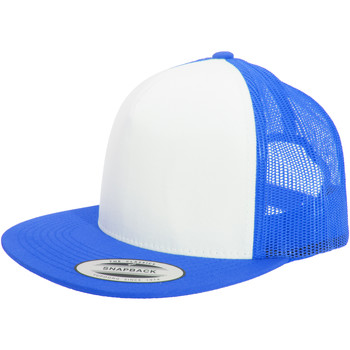 Acessórios Boné Yupoong  C.Blue/White/C.Blue