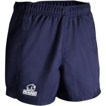 Textil Criança Shorts / Bermudas Rhino RH15B Marinha
