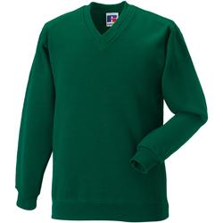 Textil Criança Sweats Jerzees Schoolgear 272B Garrafa Verde