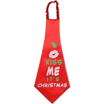 Textil Gravatas e acessórios Christmas Shop CS252 Vermelho
