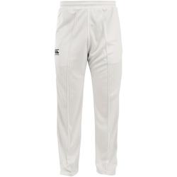 Textil Homem Calças de treino Canterbury CN156 Cream