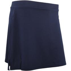 Textil Mulher Saias Spiro S261F Azul-marinho