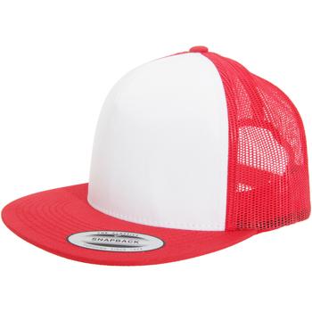 Acessórios Boné Yupoong  Vermelho/branco/vermelho