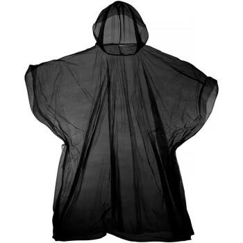 Textil Corta vento Universal Textiles JB003 Preto