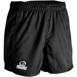 Textil Criança Shorts / Bermudas Rhino RH15B Preto