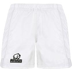 Textil Homem Shorts / Bermudas Rhino RH015 Branco