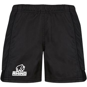 Textil Homem Shorts / Bermudas Rhino RH015 Preto