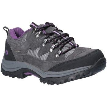 Sapatos Mulher Sapatos de caminhada Cotswold  Cinza/Púrpura