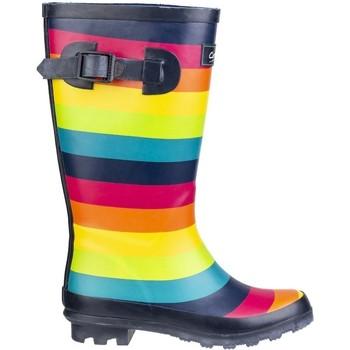 Sapatos Criança Botas de borracha Cotswold  Multicolorido