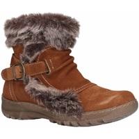 Sapatos Mulher Botas de neve Fleet & Foster  Tan