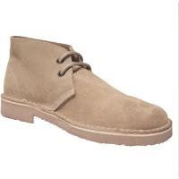 Sapatos Homem Botas baixas Roamers  Pedra