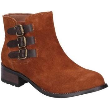 Sapatos Mulher Botas baixas Divaz  Tan