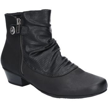 Sapatos Mulher Botins Fleet & Foster  Preto
