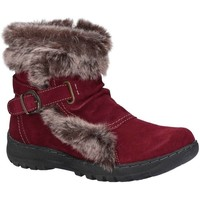 Sapatos Mulher Botas de neve Fleet & Foster  Vermelho