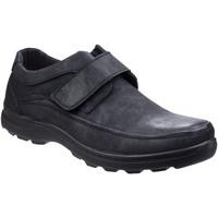 Sapatos Homem Sapatos Fleet & Foster  Preto