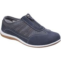 Sapatos Mulher Sapatilhas Fleet & Foster  Cinza