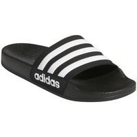 Sapatos Criança chinelos adidas Originals Adilette Shower K Preto
