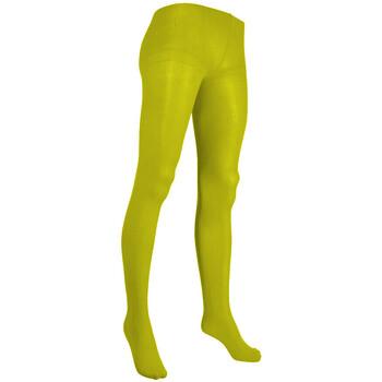 Roupa de interior Mulher Meia calça / Meias de liga Bristol Novelty  Amarelo
