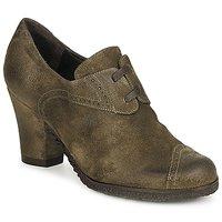 Sapatos Mulher Botas baixas Audley RINO LACE Toupeira