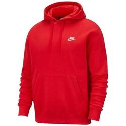 Textil Homem Sweats Nike M Nsw Club Hoodie PO BB Vermelho
