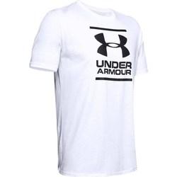 Textil Homem T-Shirt mangas curtas Under Armour GL Foundation SS Branco