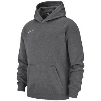 Textil Rapaz Sweats Nike JR Team Club 19 Fleece Grafite