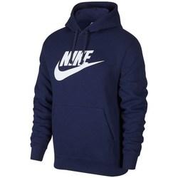 Textil Homem Sweats Nike Nsw Club Hoodie GX Azul marinho