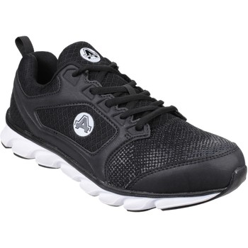 Sapatos Sapatilhas Amblers  Preto