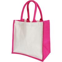 Malas Mulher Cabas / Sac shopping Westford Mill W421 Fuchsia