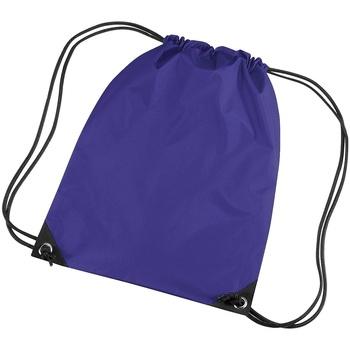 Malas Criança Saco de desporto Bagbase BG10 Púrpura