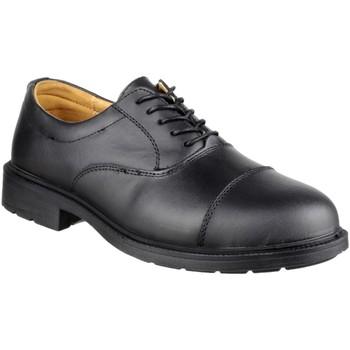 Sapatos Homem Sapatos Amblers  Preto