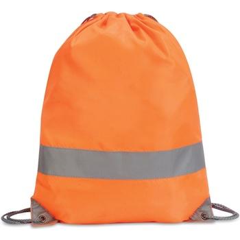 Malas Criança Saco de desporto Shugon SH5890 Olá Vis Orange