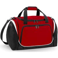 Malas Saco de desporto Quadra QS277 Clássico vermelho/preto/branco