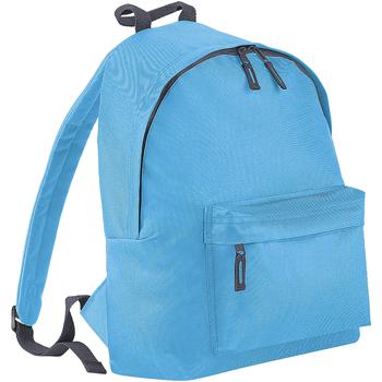 Malas Mochila Bagbase BG125 Surf Blue/ Graphite Grey