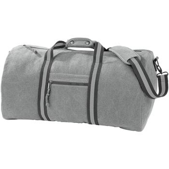 Malas Saco de viagem Quadra QD613 Vintage Light Grey